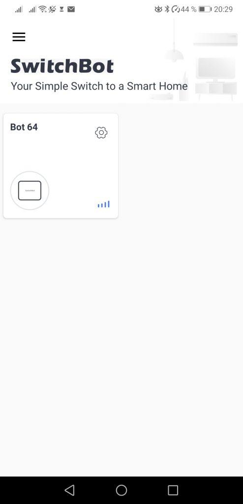 SwitchBot App