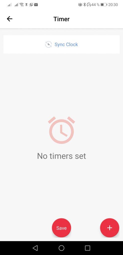 SwitchBot Timer